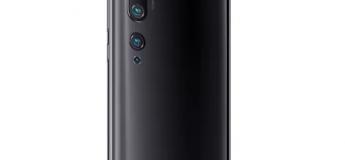 Bon plan pour la sortie du Xiaomi Mi Note 10 108 Mpx à 450 € avec ce code promo