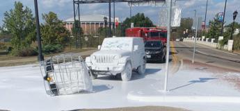 La journée commence bien : quand tu souhaites changer la peinture de ta voiture