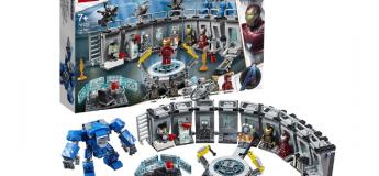 Black Friday : remise de plus de 30% sur les LEGO (idées cadeaux de Noël)