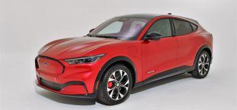 Mustang Mach-E : la nouvelle voiture 100% électrique signée Ford