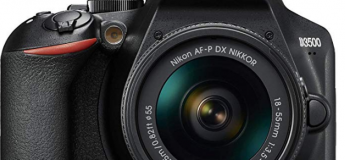 Black Friday Nikon : -40% sur les appareils photos D3500