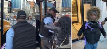 Un chauffeur de bus scolaire jette un enfant de son bus, les gens se révoltent… mais il s'avère que c'était un nain