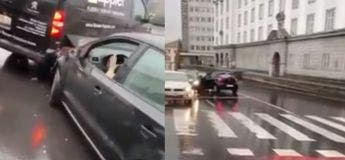 Autriche : une femme voulant fuir un accident se retrouve victime d'un autre accident