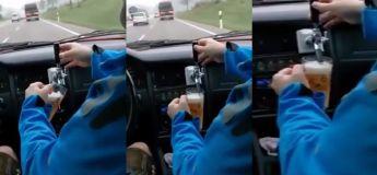 Que pensez-vous d'une voiture qui sert de la bière ? Oui cela existe ! Et voici la preuve