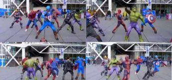 Si Avengers avait été réalisé par les Indiens, ils danseraient sur la chanson hindoue «Disco Deewane»