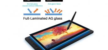 Promo de Noël sur la tablette graphique Huion Kamvas Pro 20 2019