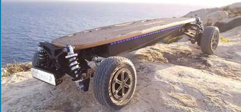 Bon plan : Economisez 564 € sur le skateboard électrique Ecomobl M20A