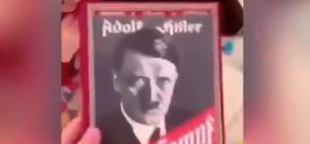 Ce grand-père se trompe et achète le livre Mein Kampf au lieu du jeu Minecraft pour son petit-fils : déception totale !