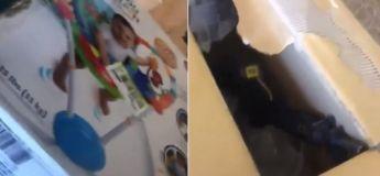 Floride, une arme semi-automatique a été trouvée dans un cadeau pour bébé à 10 euros