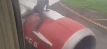 Nigeria : Il monte sur l'aile de l'avion qui décollait pour se rendre au Ghana