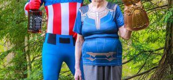 Une grand-mère et son petit-fils cartonnent sur les réseaux sociaux
