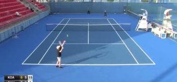 Le pire joueur de tennis d'un tournoi serait-il Ukrainien ?
