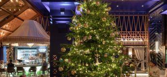 Le sapin de noël le plus cher du monde est dans un hôtel en Espagne : 14 millions d'euros le conifère…