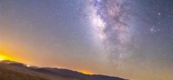 La Terre tourne : ses mouvements enregistrés dans cette vidéo !