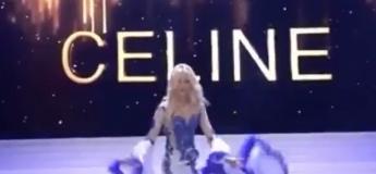 Céline Van Ouytsel devient Miss Belgique malgré les incidents de la chute et du soutien-gorge (vidéo)