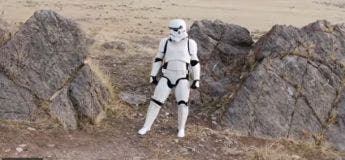 Un vrai costume par-balle de Stormtrooper créé par un fan !
