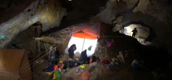 Visite de Veryovkina, la grotte la plus profonde du monde