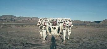 Canada : il a fabriqué le plus grand exosquelette robotique du monde