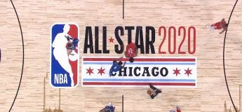 Résumé All-Star Game NBA 2020 – Team LeBron vs Team Giannis (vidéo)