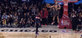 Tous les dunks du Slam Dunk Contest 2020 NBA (vidéo)