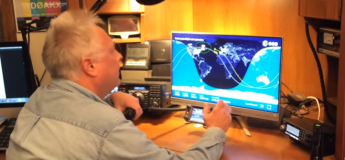 Ce radioamateur réussit à entrer en contact avec une astronaute de l'ISS