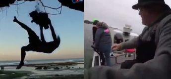 Voici une compilation de vidéos qui rassemblent les pires accidents qu'on ait pu voir ces derniers temps