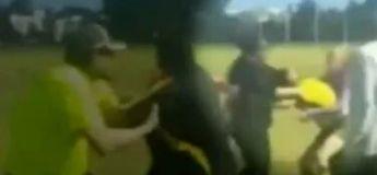 Une grand-mère attaque un arbitre de 13 ans en plein match de football car elle le jugeait trop partial