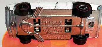 Regardez vos petites voitures miniature car un collectionneur vient de vendre une Chevrolet Camaro 1968 pour 90.000 €