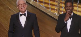 Steve Martin et Chris Rock clashent aux Oscars 2020 : Jeff Bezos, les vagins, les noirs et Martin Scorsese