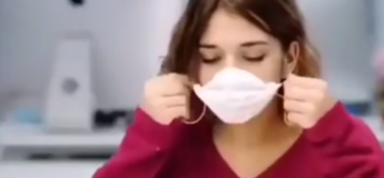 Voici comment fabriquer votre propre masque de protection contre le Coronavirus (COVID 19)