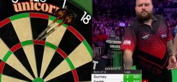 Michael Smith fait sensation : le joueur réalise un parcours parfait au Premier League Darts 2020