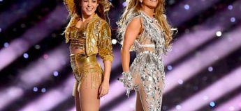 🔞 Vidéo du Show du Superbowl avec Jennifer Lopez et Shakira 🔥