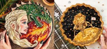 Quand le dessert est tellement parfait que vous préférez l'admirer plutôt que le manger !