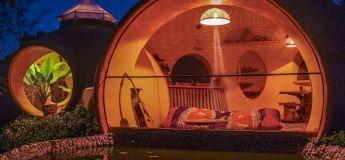 Construisez votre maison en dôme écologique dès 8 000 euros seulement !
