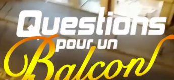 Le jeu spécial confinement : Questions pour un balcon