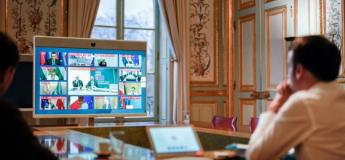 COVID19 : Quand un Tweet d'Emmanuel Macron devient l'objet de moqueries des internautes !