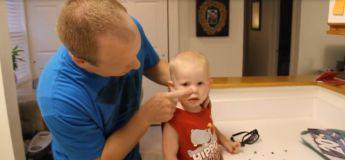 Comment retirer un grain de petits pois dans le nez d'un enfant en 40 secondes ? Et éviter d'aller surcharger les urgences…