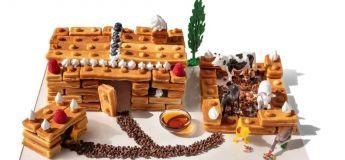 Avec ce Waffle Wow , vous pouvez désormais manger des LEGO pour le petit déjeuner