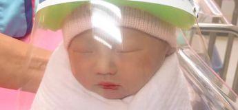 Un hôpital en Thaïlande crée des mini écrans faciaux pour les nouveau-nés
