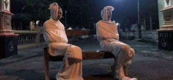 Indonésie : des « fantômes » parcourent les rues pour inciter les gens à respecter le confinement