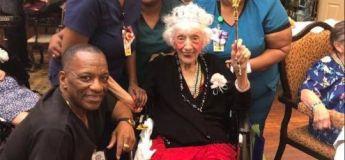 Surhumain ? Après avoir survécu à la grippe espagnole de 1918, elle guérit du Coronavirus à 101 ans