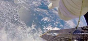 En attendant le décolalge ed Space X Samedi, découvrez l'expérience incroyable de voler en apesanteur au-dessus de la Terre