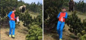 Un garçon de 12 ans échappe à une attaque d'ours en gardant son sang-froid