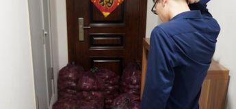 Une femme envoie une tonne d'oignons à son ex pour se venger de l'avoir fait pleurer
