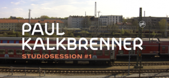 Paul Kalkbrenner vous invite à assister à une session dans son studio