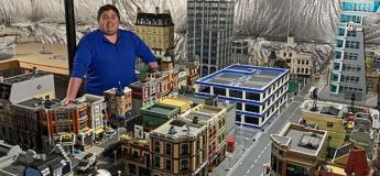 Cet homme a dépensé 100.000 euros pour reproduire la ville du film Lego et c'est grandiose