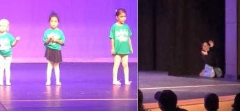 Une enseignante tente par tous les moyens de faire danser ses élèves, mais ceux-ci ne sont pas d'humeur