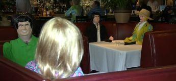 Des restaurateurs ont eu l'idée de remplir leur établissement de poupées gonflables pour faire respecter les mesures de distanciation sociale