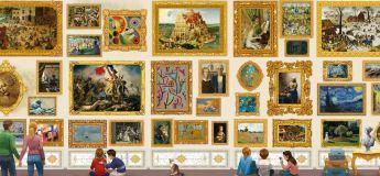 Le plus grand puzzle du monde est disponible et il est composé de 54 000 pièces !