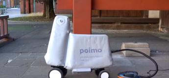Des chercheurs japonais créent un scooter électrique gonflable qui tient dans un sac à dos